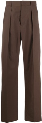 Valentino Contrast Side Panel Trousers