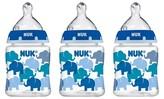 NUK Ortho Bottles 5oz 3pk - blue