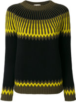 Antonia Zander patterned jumper