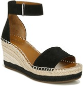 Franco Sarto Ankle-Strap Wedge Espadrilles -Clemens
