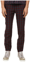 Marc Jacobs Tom Check Linen Pant