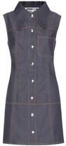 McQ Denim mini dress