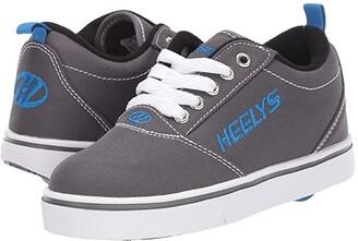 Heelys Pro 20 (Little Kid/Big Kid/Adult) (Black/White/Red) Kid's Shoes