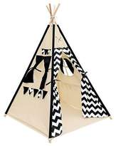 NEW Big Fun Club Joshua 4 Poles Teepee Tent