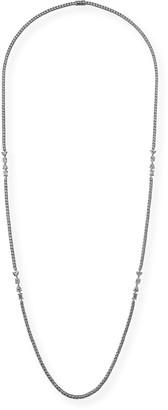 Zydo Hope 18k White Gold Diamond Necklace, 10.01tcw