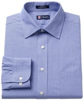 Chaps Men's Classic-Fit Solid Broadcloth Spread-Collar Dress Shirt