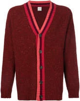 Paul Smith speckled knit cardigan