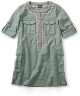 Tea Collection Girl's Oodnadatta Outback Dress
