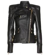 Balmain Leather jacket