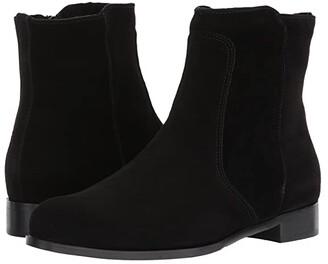 La Canadienne Sophie (Black Suede) Women's Boots