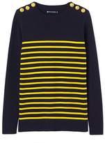 Petit Bateau Women's striped sailor sweater