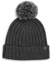 UGG Ribbed-Knit Wool Blend Beanie