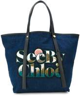 See by Chloe patch tote bag