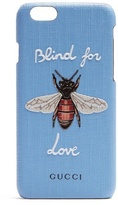 Gucci 'Blind for Love' leather iPhone 6® case