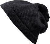 Simplicity Unisex Solid Knit Snowboard / Ski Rasta Hat, Beanie Cap