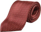 Brioni Men's 100% Silk Geometric Print Neck Tie