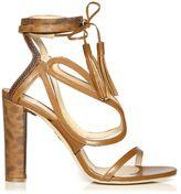 Chelsea Paris Sultan Lace-Up Sandal