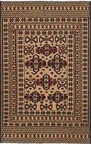 "Ecarpetgallery Hand-woven Shiravan Sumak Open Field 3'10"" x 6'2"" 100% Wool area rug"