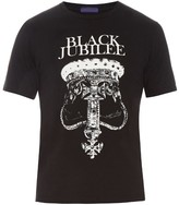 Undercover Jubilee-printed Cotton T-shirt