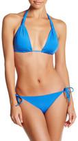 Onia Yasmin Halter Bikini Top