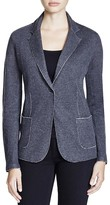 Majestic Filatures Majestic Double Face Knit Blazer