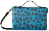 Vivienne Westwood Dotmania Travel Wallet Wallet Handbags