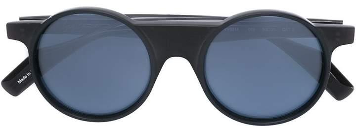 Yohji Yamamoto round frame sunglasses