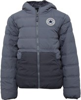 Converse Boys Padded Jacket Dolphin