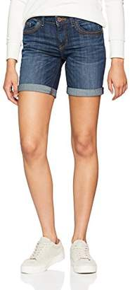 Tom Tailor Women's Alexa Bermuda Pants Stan,(Size: 34)