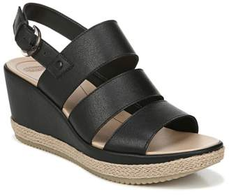 Dr. Scholl's Love Fool Espadrille Wedge Sandal