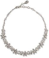 Ben-Amun Silver-Plated Crystal Choker