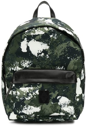 Marcelo Burlon County of Milan Camouflage Backpack