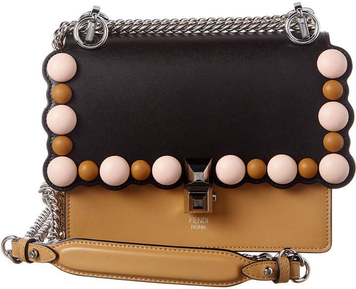 f9190f12 Kan I Small Leather Shoulder Bag