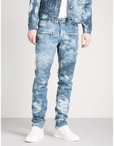Embellish Braxton Acid Wash Slim-fit Skinny Jeans