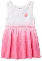 Amy Coe Newborn/Infant Girls) Ombré Sunsuit Dress