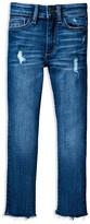 DL1961 Girls' Chloe Distressed Skinny Jeans - Sizes 2-6