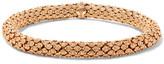 Carolina Bucci Twister 18-karat Gold Bracelet - one size