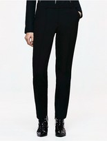 Calvin Klein Platinum Cigarette Cropped Pants