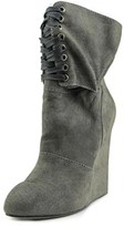 Thakoon Wi0703 Women Pointed Toe Leather Ankle Boot.