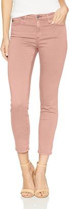 AG Jeans Women's Prime Mid-Rise Cigarette Leg Skinny Fit Crop Pant