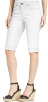 Style&Co. Style & Co Style & Co Petite Cuffed Skimmer Jeans, Created for Macy's