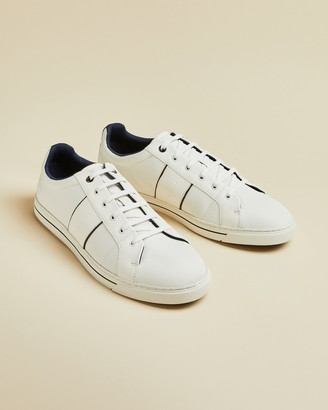 Ted Baker EPPROD Textured branded trainers