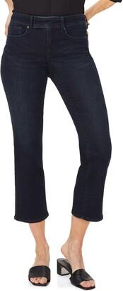 NYDJ Marilyn Stretch Ankle Straight Leg Jeans