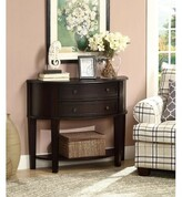 Giffin Demilune Hallway Entry Console Table Charlton Home