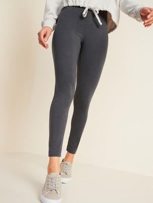 Old Navy High-Waisted Jersey Leggings For Women