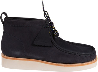 Clarks Wallabee Hike Lace-up Boots