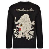 MHI White Tiger Crew Sweatshirt