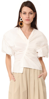 Jacquemus Short Sleeve Blouse