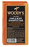 Woody's Hair & Body Shampoo Bar