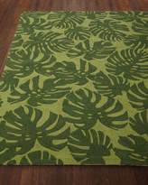 """Fond Leaf Indoor/Outdoor Rug, 3'6"""" x 5'6"""""""